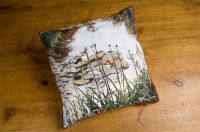 Monet's Garden - Water Lily Cushion