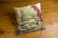 Monet's Garden - Trees Cushion