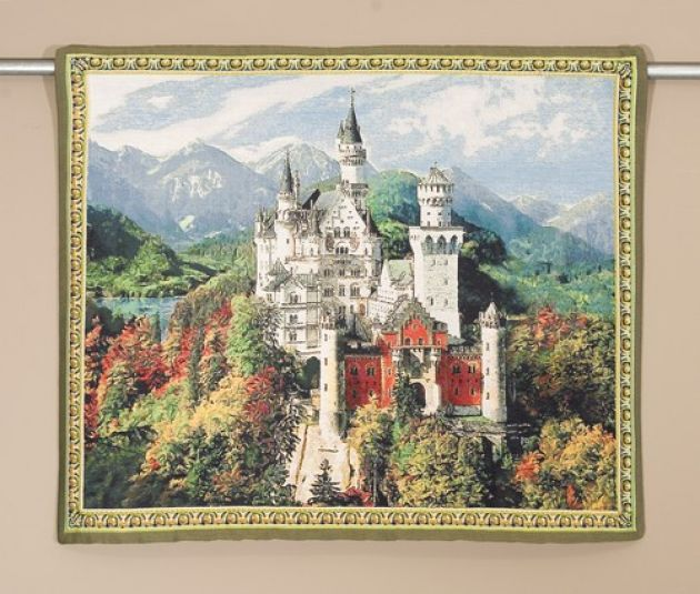 Neuschwanstein: Soft Blue